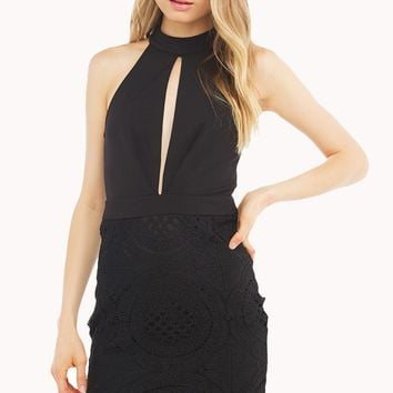 TAKING IT TOO FAR BAROQUE DRESS - Just In - What's New