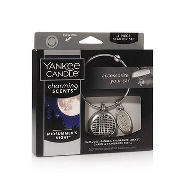 MidSummer's Night® : Charming Scents Starter Kit : Yankee Candle