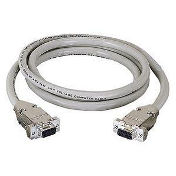 Black Box Serial Extension Cable (with EMI/RFI Hoods)