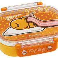Skater tight lunch box 360ml Gudetama QA2BA