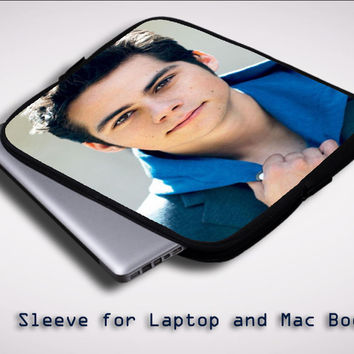 Cool Dylan O'brien X0177 Sleeve for Laptop, Macbook Pro, Macbook Air (Twin Sides)