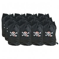 Polyester Pirate Loot Backpacks 12