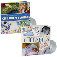 Children's Songs and Lullabies Songbook and CD Set