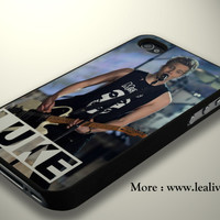 Luke Hemmings Super Cool Phone Case Back Cover for iPhone, iPod and Samsung Galaxy | Lealiveus.com