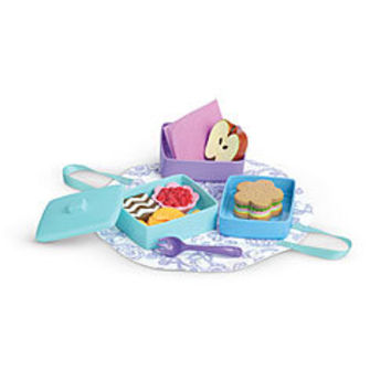 American Girl® Accessories: Stackable Lunch Set
