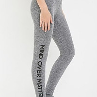 Mind Over Matter Leggings