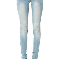 The Falcor Jean in Washed Out Blue