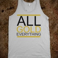 ALL GOLD EVERYTHING - get you some!