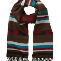 Southwestern Striped Scarf