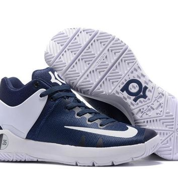 newest d5098 bcef4 DCCK2 N307 Nike Zoom KD Trey 5 iv Low Actual Basketball Shoes Da