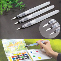 3pcs Pilot Ink Pen for Water Brush Watercolor Calligraphy Painting Tool Set HUS