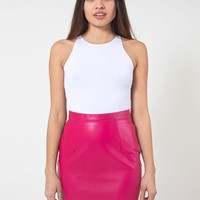 rsalh300 - The Leather Mini Skirt