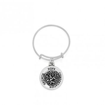 Tree Of Life Expandable Wire Ring
