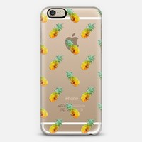 Ananas Theme iPhone 6 case by Emanuela Carratoni | Casetify