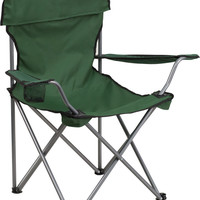 Folding Green Camping Chair