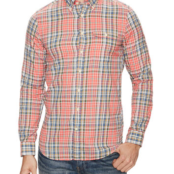 Bel Air Oxford Check Sportshirt