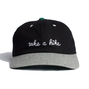 Take a Hike Embroidered Cap