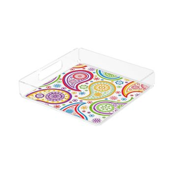 Paisley Heaven Small Perfume Tray