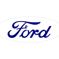 Ford Emblem Overlay Set Without Ring