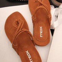 Flat Sandals for Women C060520