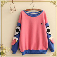 Japanese kawaii cartoon sweatshirts