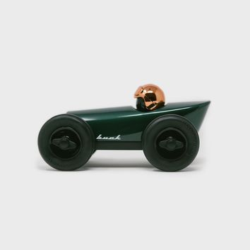 Playforever Buck Toy Race Car in Green