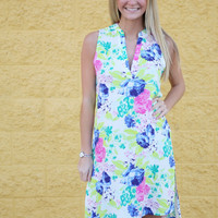 Lilly Pulitzer Inspired Dress