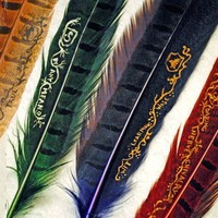 Ravenclaw Hogwarts House Quill