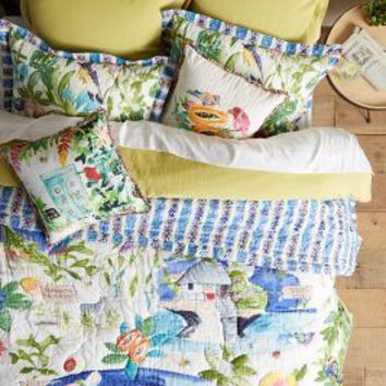 Spice Island Quilt by Rebekah Maysles Green