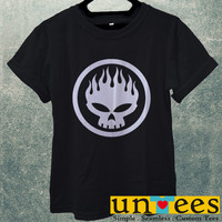 The Offspring Skull Symbol Men T Shirt