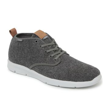 Vans Style 25 Wool Shoes - Mens Shoes - Black