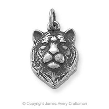 Tiger Charm from James Avery