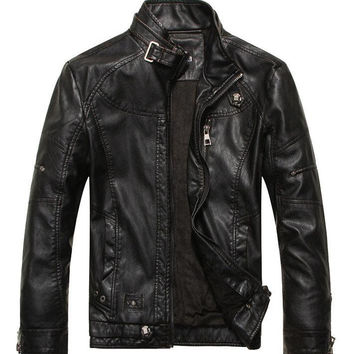 Men's Motorcycle Leather Jackets, Men Leather Jackets, Mens Motorcycle Jackets