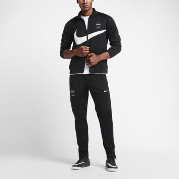 Nike NikeLab F.C. Real Bristol Dri-FIT Knit Warm-Up Men's Jacket
