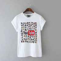Youtubers Unisex T-shirt - Tees for Men & Women