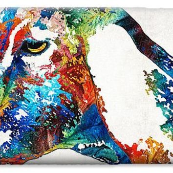 Colorful Goat Art By Sharon Cummings IPhone 6s Case