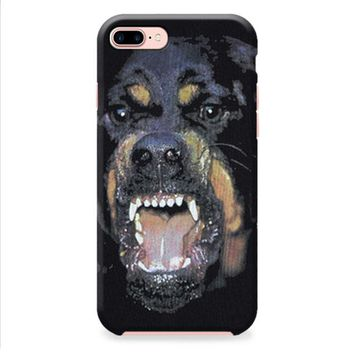 Givenchy Rottweiler iPhone 8 | iPhone 8 Plus Case
