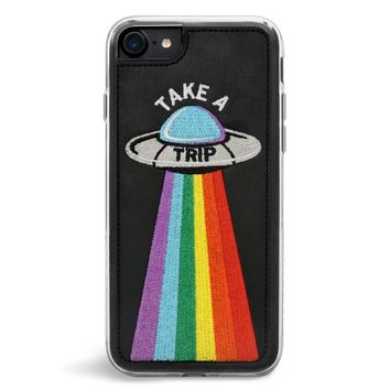 Trip Embroidered iPhone 7/8 Case