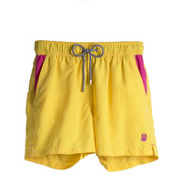 Capitan The Submarine Trunks Yellow