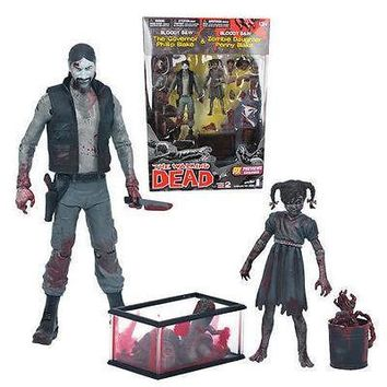 Walking Dead Comic Series 2 PX Exclusive Governor & Penny Action Figure