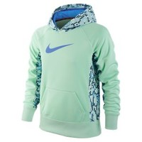 The Nike KO 2.0 Girls' Pullover Hoodie.