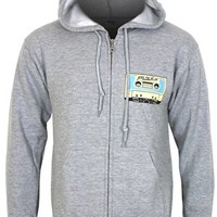 You Me At Six Cassette Hoodie - Offical Band Merch - Buy Online at Grindstore.com