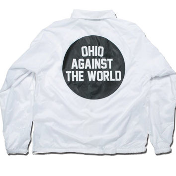 Ohio Against The World Coach Jacket