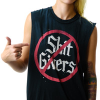 UNIF No Shit Givers Tank Black