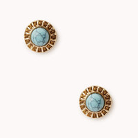 Natural Stone Dome Studs