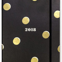 2018 Kate Spade New York Large Agenda, Scatter Dot