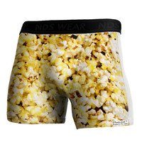 Popcorn All Over Boxer Brief Single Side All Over Print