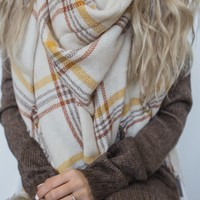 Harvest Moon Scarf