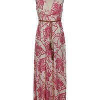 Walk in the Park Maxi Dress - Pink - Hazel & Olive
