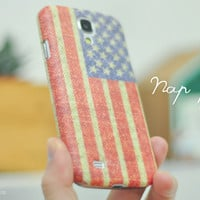 apple iphone case : USA flag